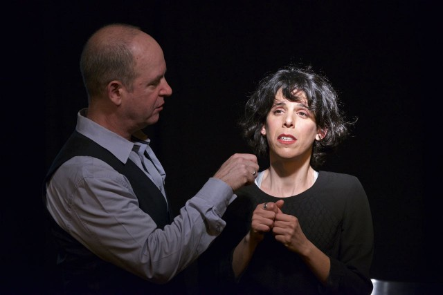 "Impro Embassy: ""CLICK"" with Inbal Lori (Tel Aviv) and Tim Orr (San Francisco)"